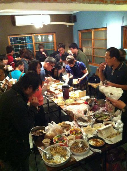 【2011 台南 謝宅美食趴】第二屆