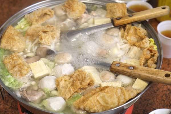 台南鍋物推薦!在地人私藏的口袋名單「馨味」薑母鴨、胡椒白菜雞!