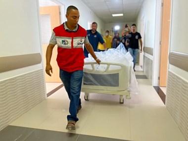Em Maricá (RJ), novo hospital terá atendimento exclusivo a pacientes com coronavírus