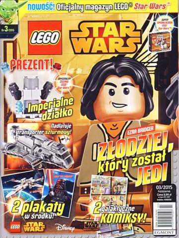 Bricklink Book Mag2015sw03pl Lego Lego Magazine Star
