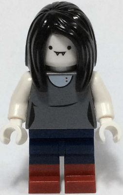 BrickLink   Minifig dim039   Lego Marceline the Vampire Queen     Lego Marceline the Vampire Queen   Dimensions Fun Pack