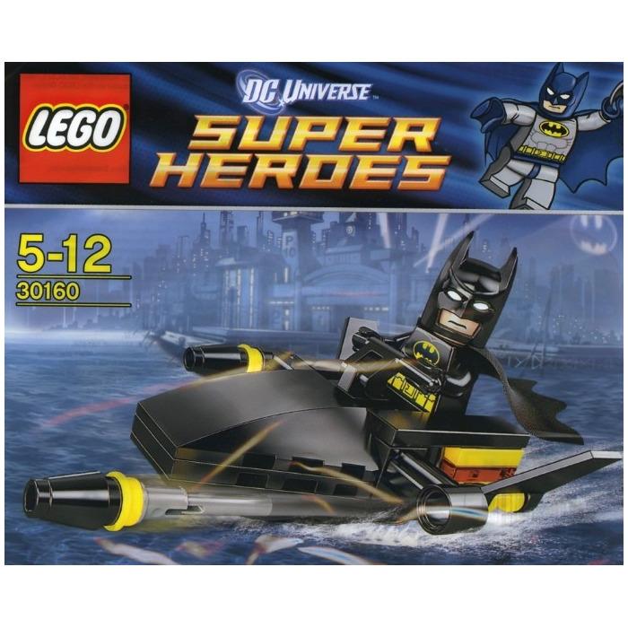 LEGO Batman Jetski Set 30160 Brick Owl LEGO Marketplace