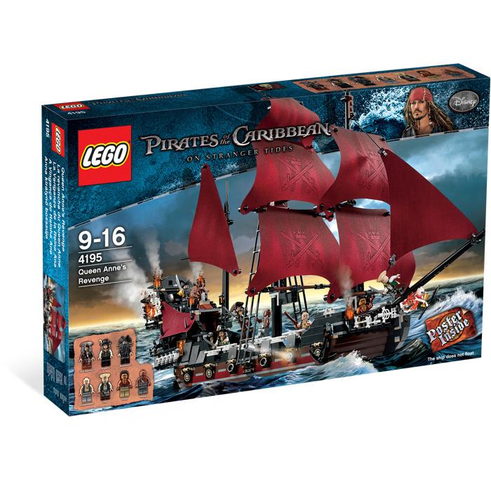 LEGO Queen Annes Revenge Set 4195 Brick Owl LEGO