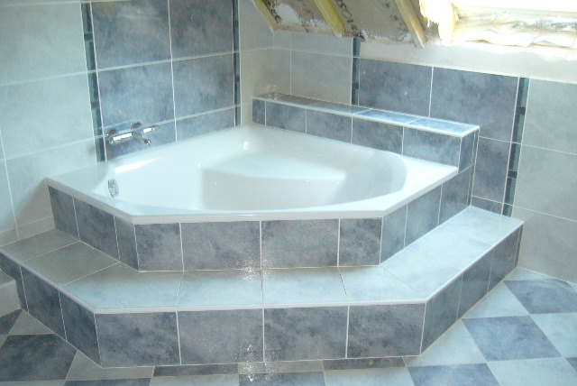tablier de baignoire d angle