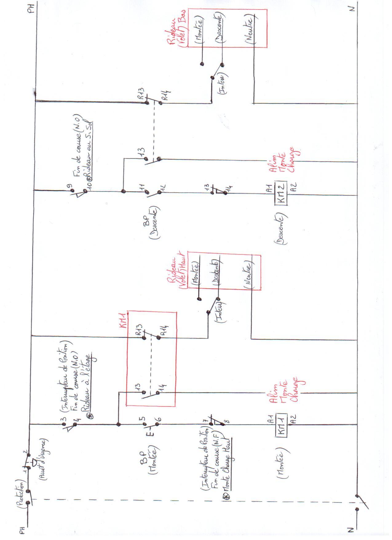 Installation Electrique Pour Monte Charge