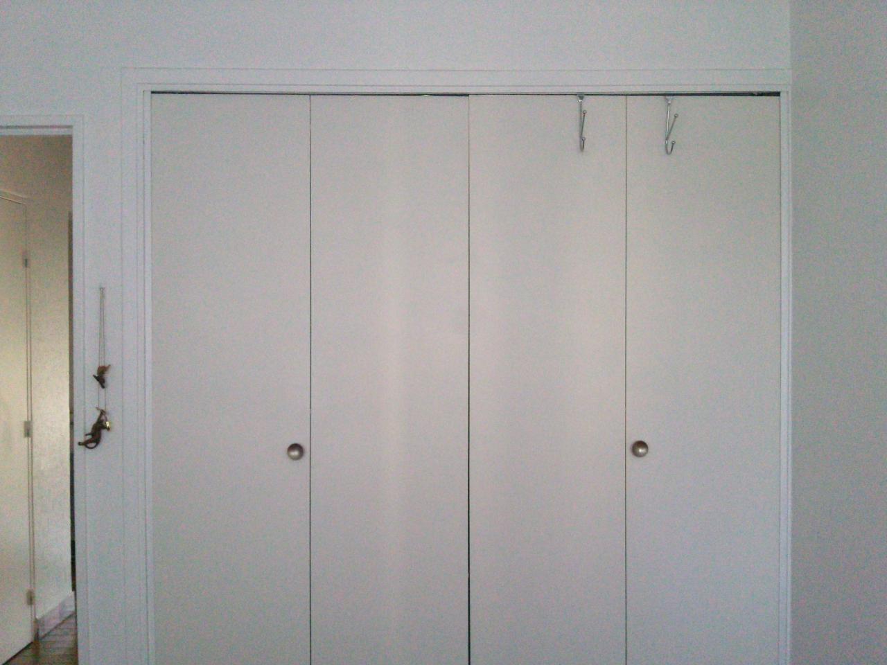 Problme Portes Pliantesaccordon De Placardarmoire
