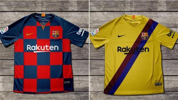 Mundo Deportivo reveals Barcelona shirt for next season 87