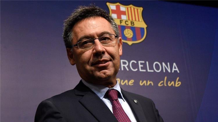 Bartomio, president of Barcelona