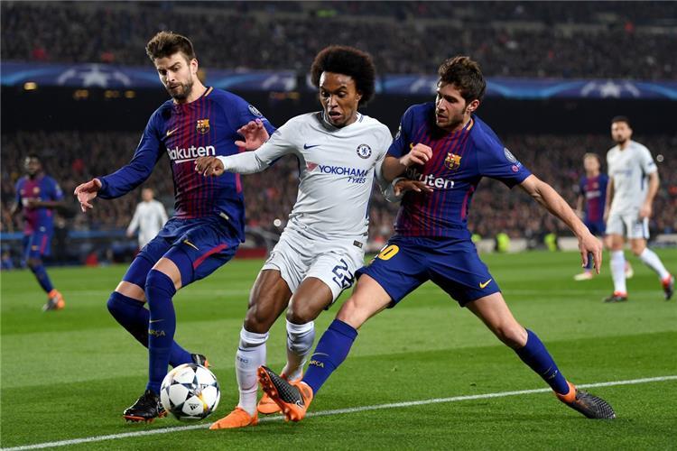 Chelsea reject Barcelona offer