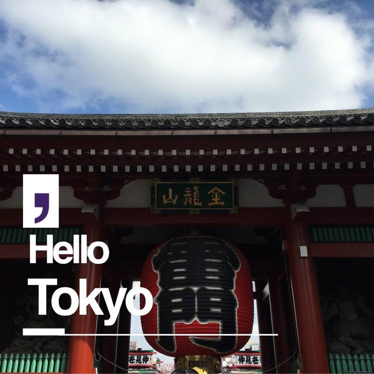 [Live] 72小時東京輕熟旅day01