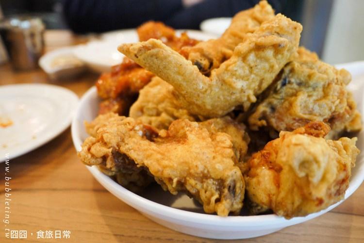 [影音] 起家雞,正宗韓國醬料炸雞,國父紀念館站美食