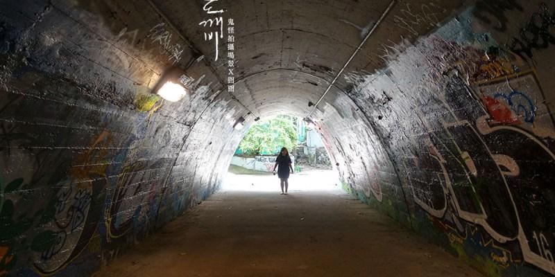 [韓國] 買蔥時尚,鬼怪與陰間使者帥氣買蔥的隧道拍攝景點
