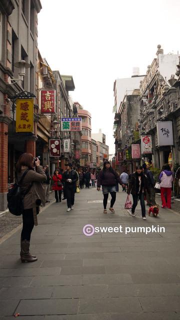 [旅遊] 一日遊-大溪老街輕鬆吃喝玩