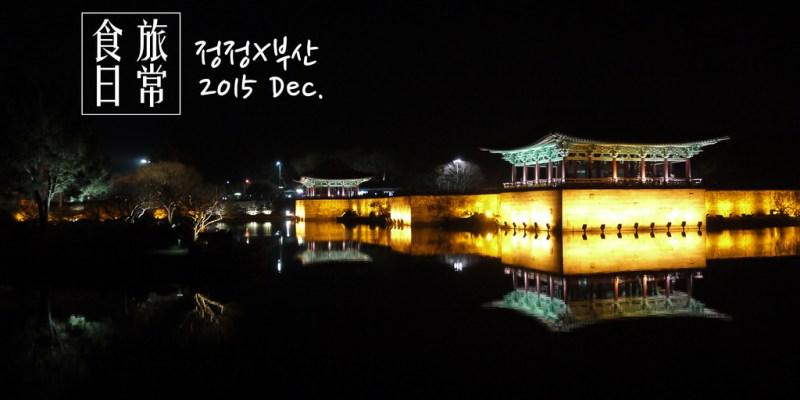 [Live] 2015,三訪釜山,冬遊滑雪去day02