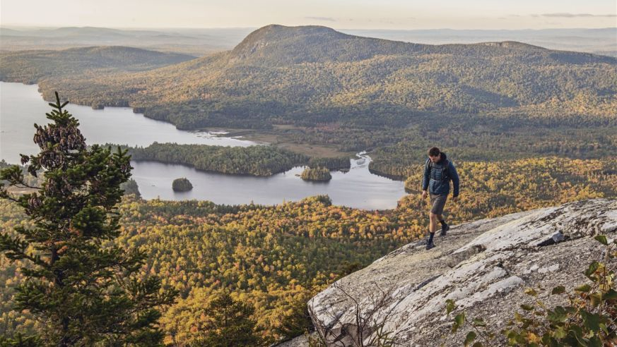 Appalachian Trail Maine