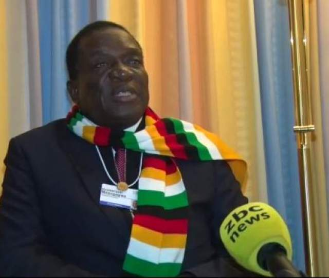 Mnangagwa Never Temper With Capital Punishment We Need It Only For Paed0philes