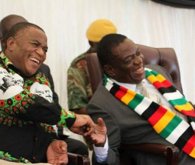 Constantino Chiwenga Has Disclosed That He Often Clashes With President Emmerson Mnangagwa On The Latters Unyielding Stance Against Capital Punishment