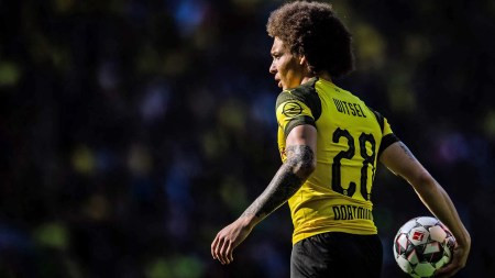 Bundesliga | Is Belgium Midfielder Axel Witsel Borussia Dortmund's Most  Important Player?