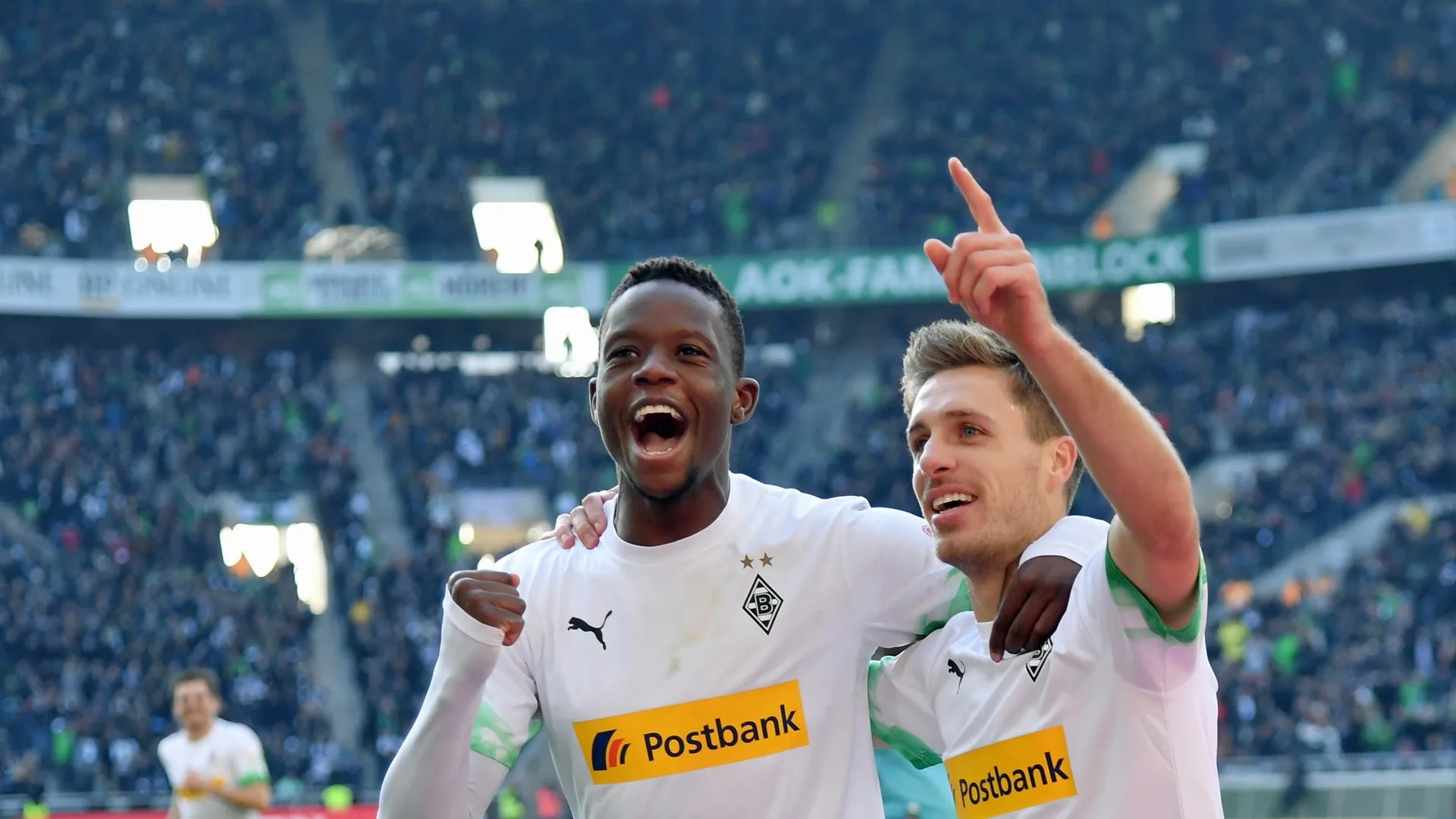 watch borussia monchengladbach 3 1 werder bremen highlights