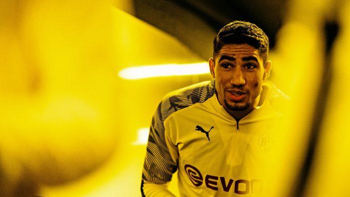 Bundesliga | Achraf Hakimi: 10 things on Borussia Dortmund's high ...