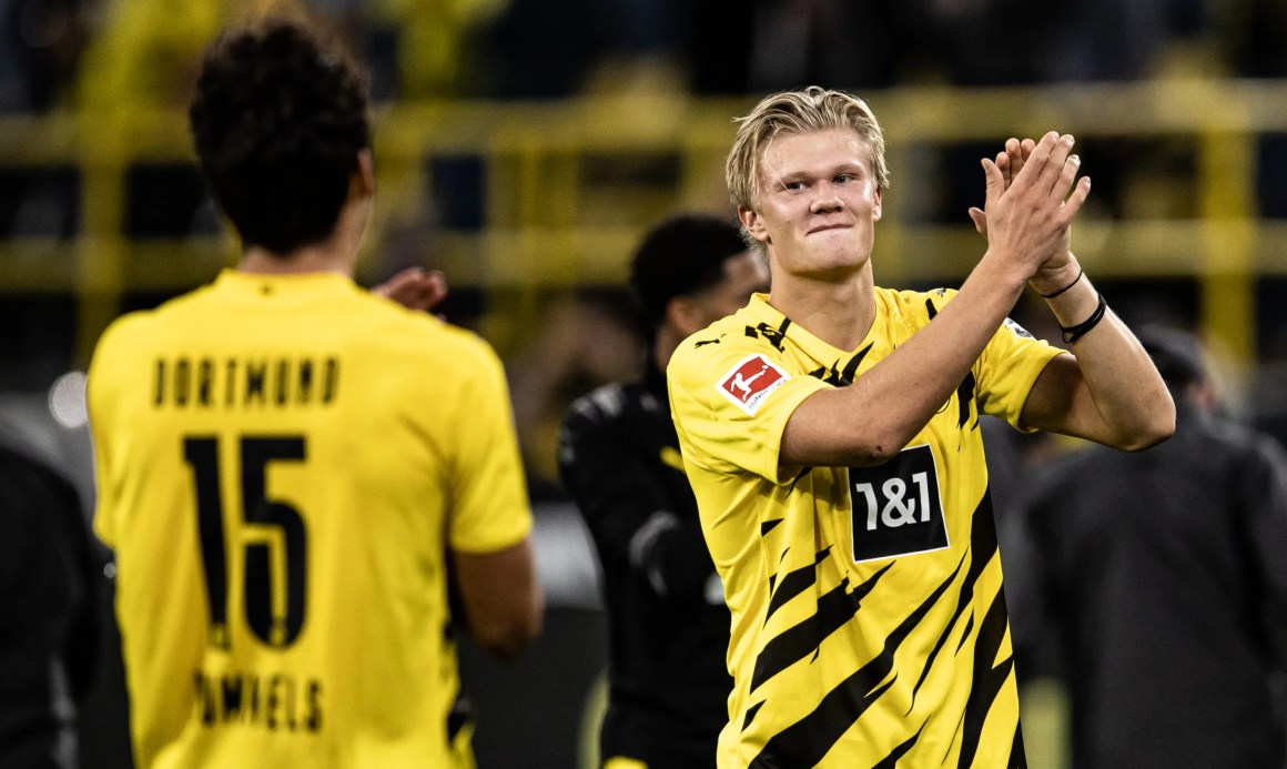 "Bundesliga | Borussia Dortmund's Erling Haaland: ""I could have scored 50  goals last season, I need to be more clinical"""