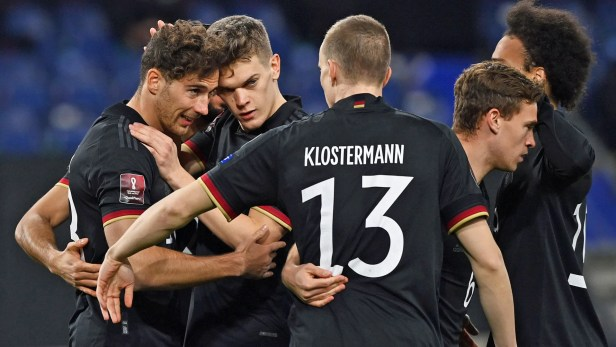 Bundesliga | Leon Goretzka on target as Germany begin World Cup qualifying  campaign in style against Iceland