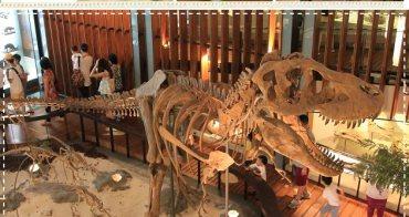 『台北』銀行裡有恐龍!土銀展示館恐龍大軍出沒中!