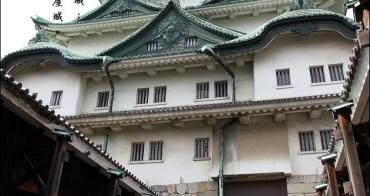 『日本旅行』愛知縣~名古屋城,古裝日劇裡的江戶時代。