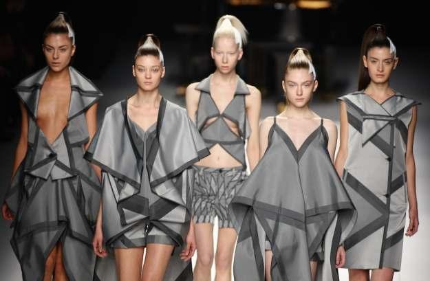 Issey Miyake runway show | Source: Shutterstock