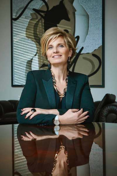 Sabina Bell, CEO of Pomellato | Source: Courtesy