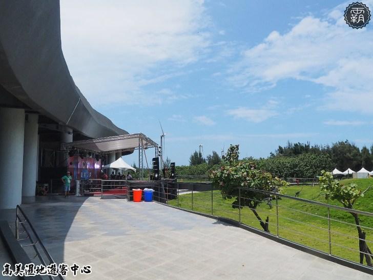 20180802115013 46 - 高美濕地遊客中心,外有招潮蟹裝飾藝術,內有互動體驗適合親子出遊!