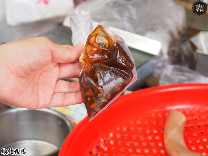 20180815195252 64 - 順伯粉腸,經營超過50年的老攤,大甲鎮瀾宮周遭獨特粉腸小吃~~