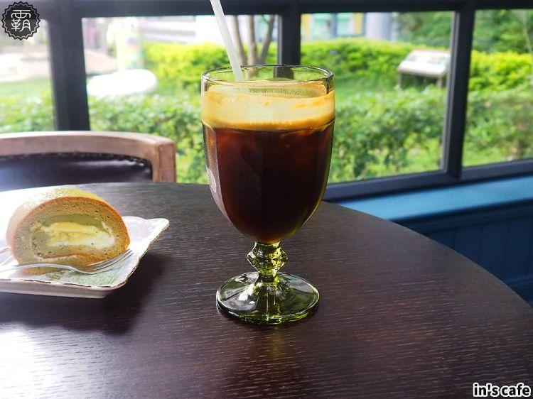 <台中咖啡> in&#8217;s cafe大坑精品咖啡,英式貴族氣氛,自家烘焙豆咖啡搭配自製蛋糕甜點值得細細品味~