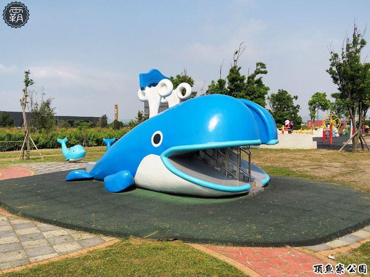 20180930175029 57 - 海線親子遊憩公園,有3D海洋彩繪圖、IG風彩虹椅、草地迷宮,占地寬廣設施齊全~