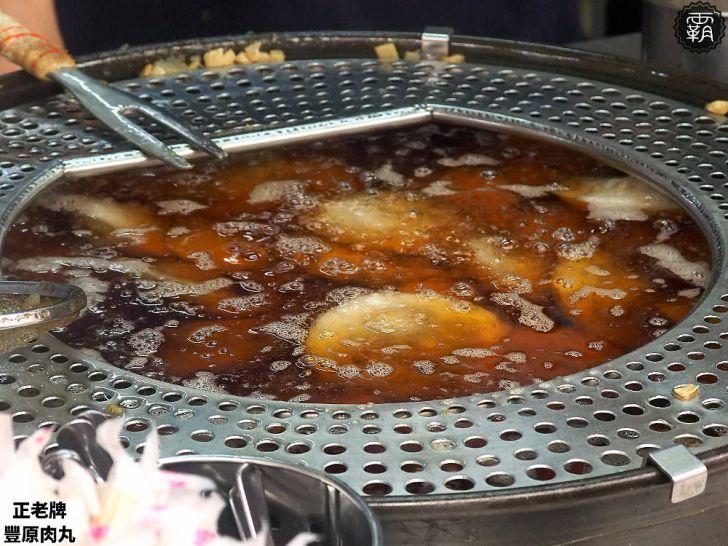 20190115183926 13 - 正老牌豐原肉丸,吃完肉丸要加入清湯一起吃是豐原人的共同記憶~
