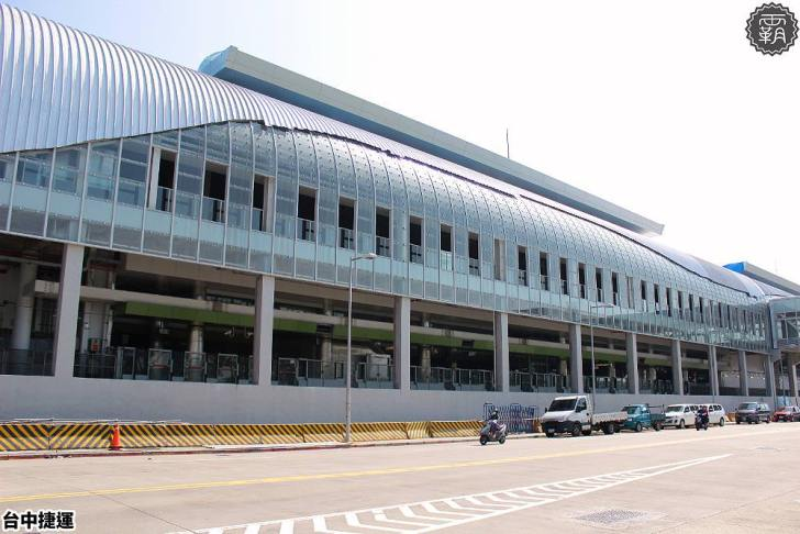 20190512160817 21 - 台中捷運三處轉乘車站,台中高鐵站還是三鐵共站~