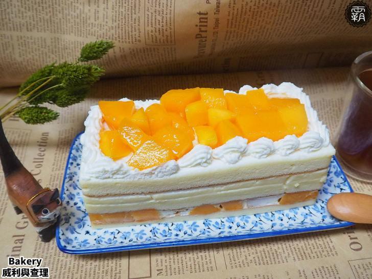 20190708133355 13 - 熱血採訪 | 就是要滿滿的芒果!威利與查理手作烘焙坊,芒果罐、檸檬芒果蛋糕,盛夏光芒閃耀登場啦!