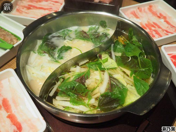 20190901201608 95 - 文心秀泰影城吃到飽火鍋,涮乃葉日式涮涮鍋,野菜吧隨你拿食材豐富有質感~