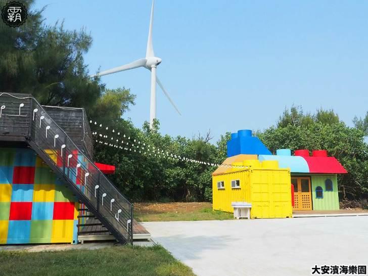 20191007215342 93 - 童趣積木風露營區,還有眺望海景的木屋營位,預約2020春季開放唷!
