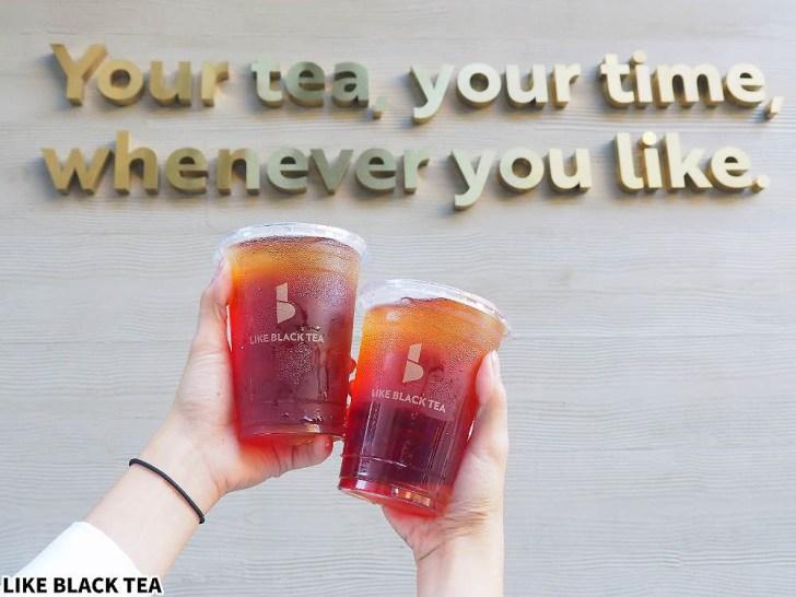 20191022200058 100 - 熱血採訪 | LIKE BLACK TEA,一中街新開幕精品紅茶,體驗現場手沖茶香,第二杯半價優惠!