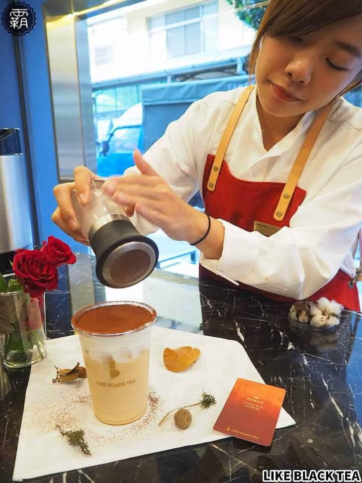 20191022200253 71 - 熱血採訪   LIKE BLACK TEA,一中街新開幕精品紅茶,體驗現場手沖茶香,第二杯半價優惠!