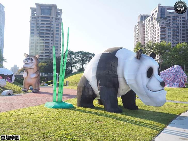20191213200324 65 - 戽斗星球動物現身文心森林公園,動物童趣樂園即將熱鬧登場!
