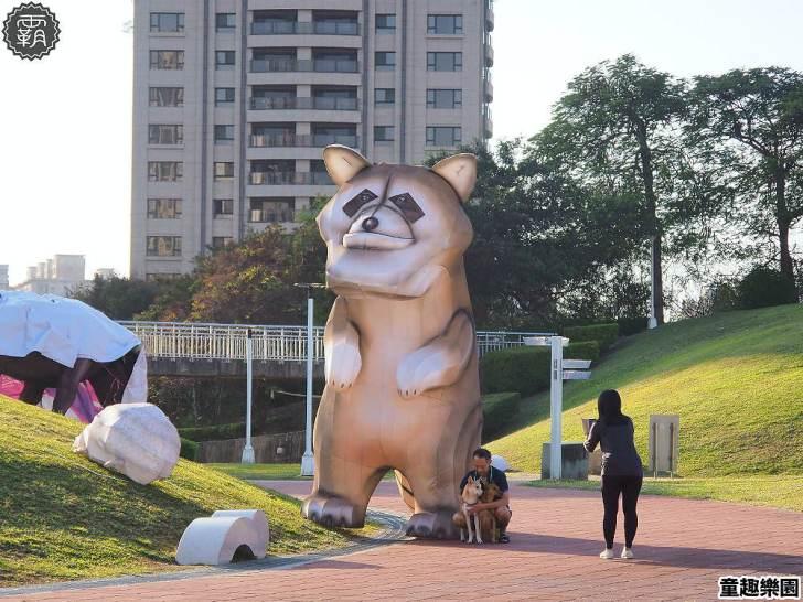20191213200414 78 - 戽斗星球動物現身文心森林公園,動物童趣樂園即將熱鬧登場!