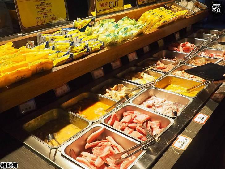 20200104180957 42 - 韓式烤肉吃到飽,豬對有豬五花肉品口味多,小菜、熟食任你拿~