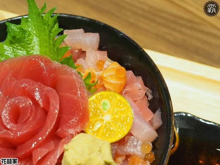 20200119195340 19 - 鮪魚花鮮魚丼,台中車站附近花囍家日式料理,精緻丼飯結合美拍花牆~