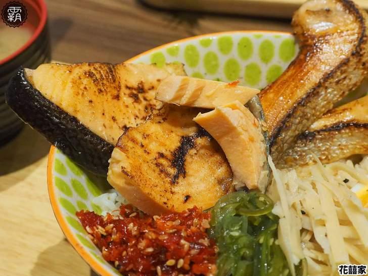 20200119195504 54 - 鮪魚花鮮魚丼,台中車站附近花囍家日式料理,精緻丼飯結合美拍花牆~