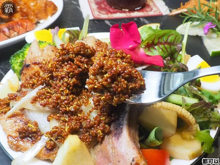 20200602110345 31 - 熱血採訪│都可以早午餐滿滿藜麥入菜!重量級豬排沙拉吃起來!