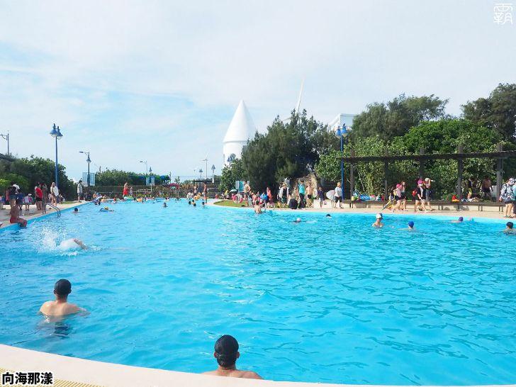 20200630200116 9 - 大小朋友一起去玩水,向海那漾濱海露營區戲水泳池開放拉!