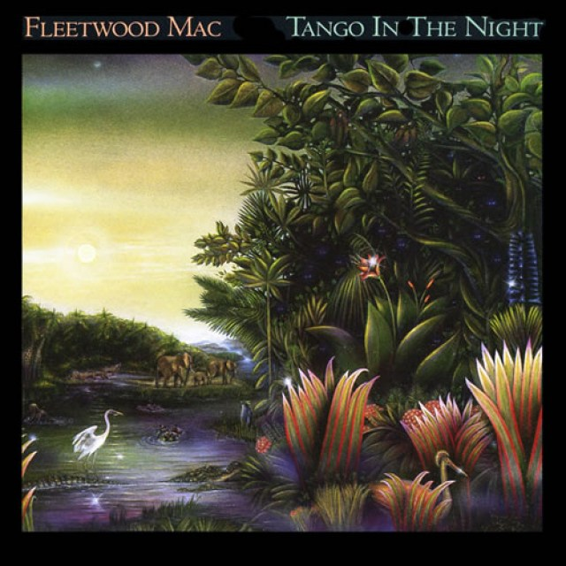 Their 14th studio album recorded in 1987, critics said Tango in the Night developed such gravitational pull that it brought the band back together in top form.