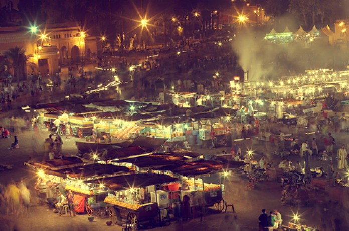 Jemaa El Fna Square : Alex Andrei / ShutterStock
